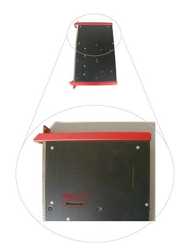 FDDコネクター接続部位