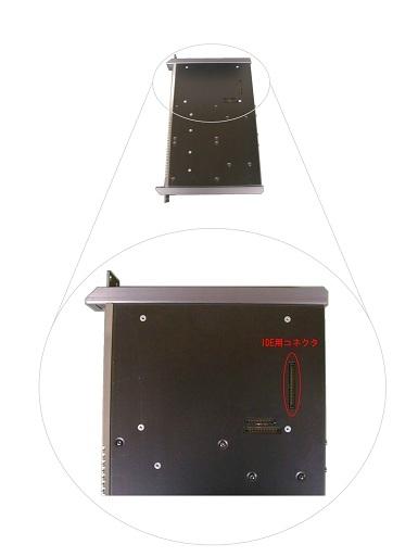 IDEコネクター接続部位